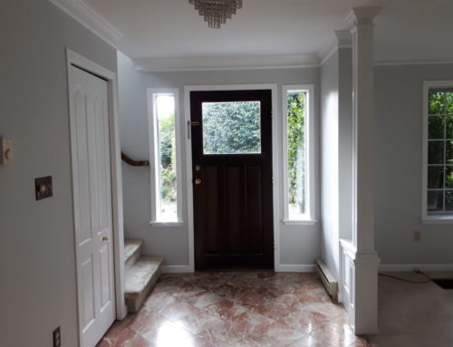 Faircliff – Interior Painting