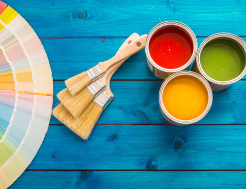How to Select the Right Paint Colours for Your Home