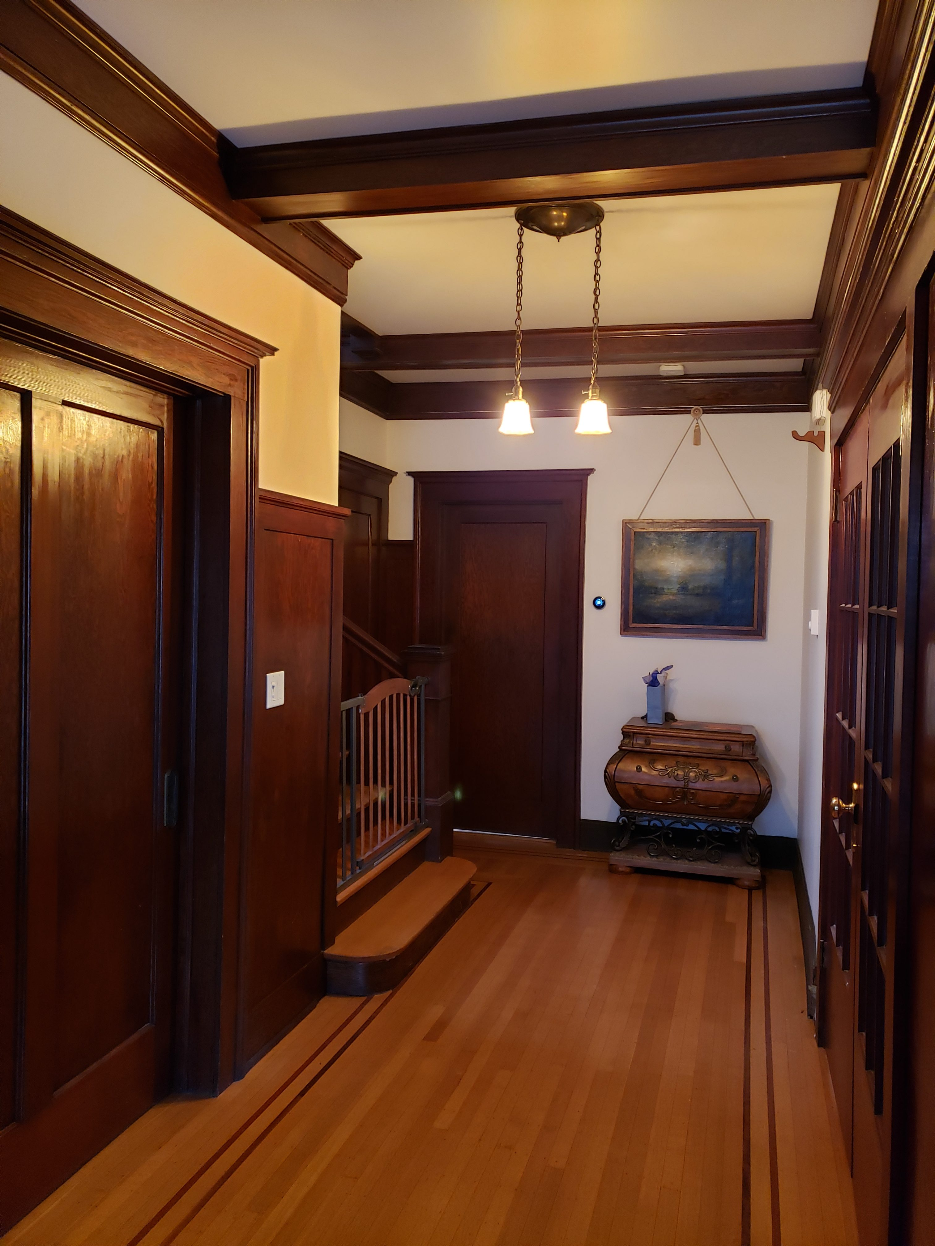 Heritage House Interior Painting