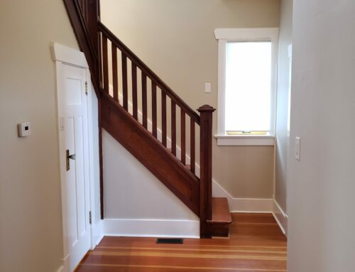 Central Ave – Interior Painting